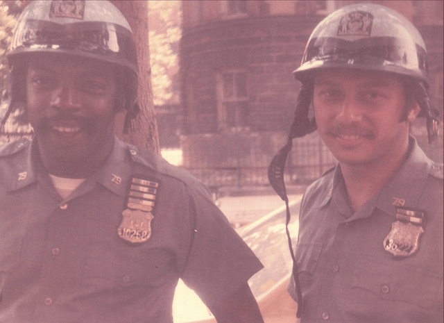 "A lesson from the past: doc recalls beloved Bed-Stuy beat cops who ""never fired one round"""