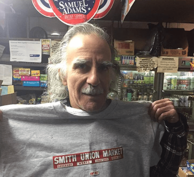 Beloved Smith Street bodega at center of mafia investigation now has its own T-shirt line