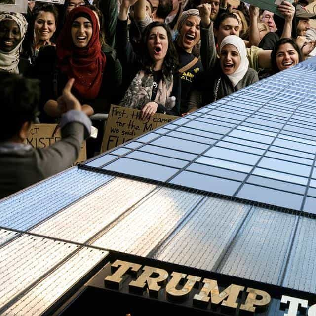 This Indiegogo campaign wants to house a Muslim family rent-free in Trump Tower