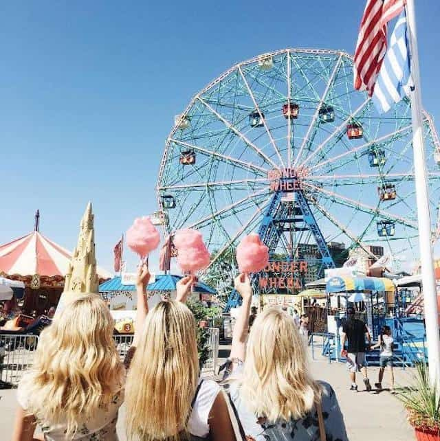 Coney Island reopens for the season next weekend