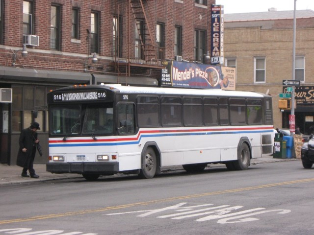 The Brokelyn Files: What's the deal with the MTA's mystery bus, the all-Hasidic B-110?