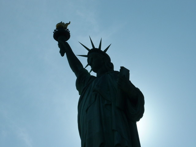 Something about the statue - via Wikimedia