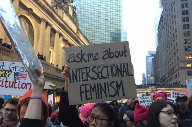 This week in Anti-Trump activism: the Women's Strike and more