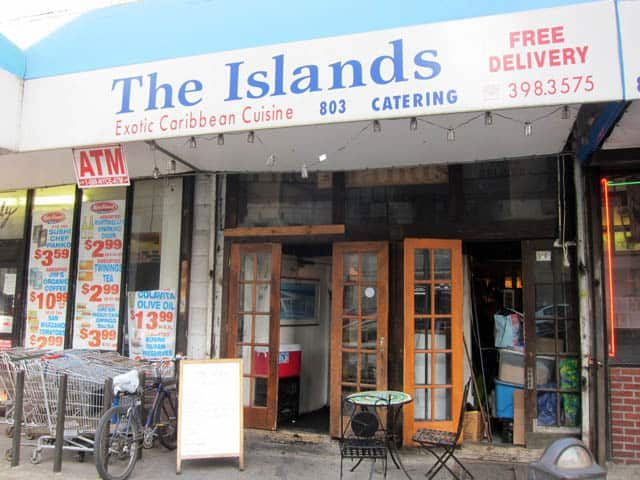 Washington Ave.'s The Islands has closed to make way for condos but plans to reopen down the block