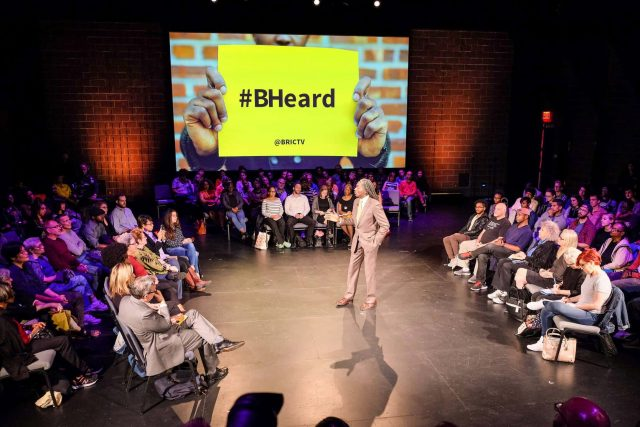 The people, the press & the President: A #BHeard town hall at BRIC this Friday, April 28