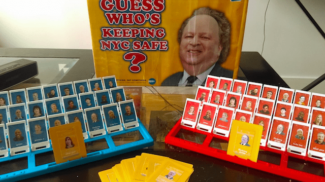 Board game of the year, year. Featuring everyone's favorite good samaritan, Gregg Turkin. Via Reddit
