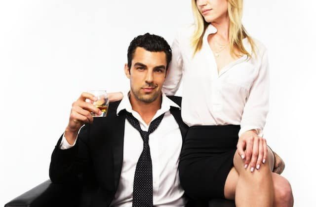 """A Sugar Daddy is defined by this site as a, """"Succesful men and women who know what they want."""" Photo via Seeking Arrangement"""