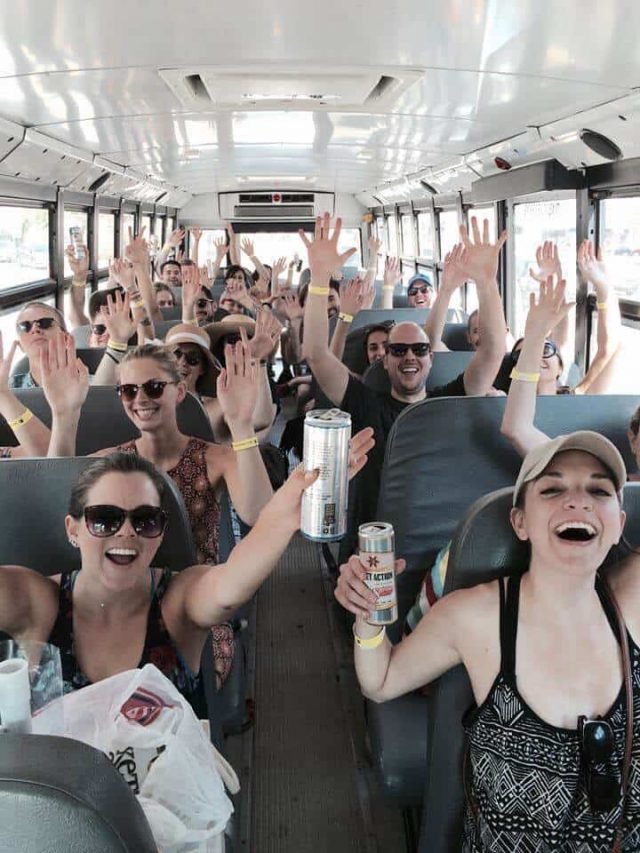 The NYC Beach Bus is back tomorrow and we've got free tickets for you Brokesters