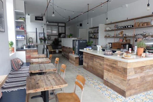 Photo via Stonefruit Espresso + Kitchen