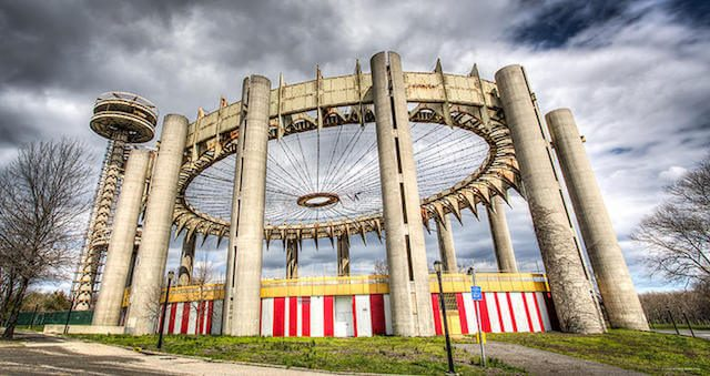 Win a special access tour inside the NY State Pavilion with Untapped Cities