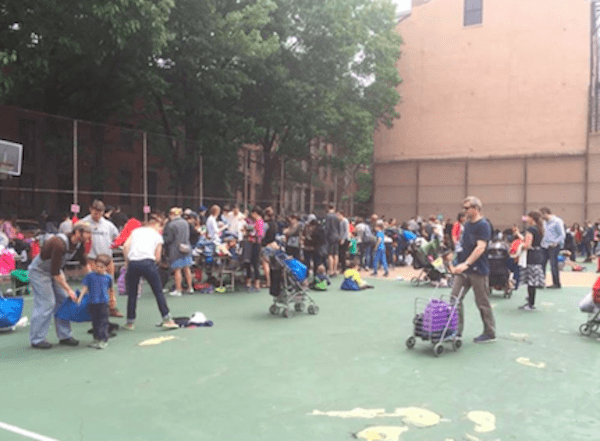 Cobble Hill rummage sale to feature 'name brands, European kids clothing' for a buck a piece