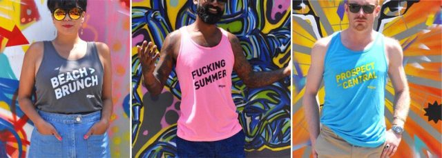 Is it ever summer if you don't own a tank top?