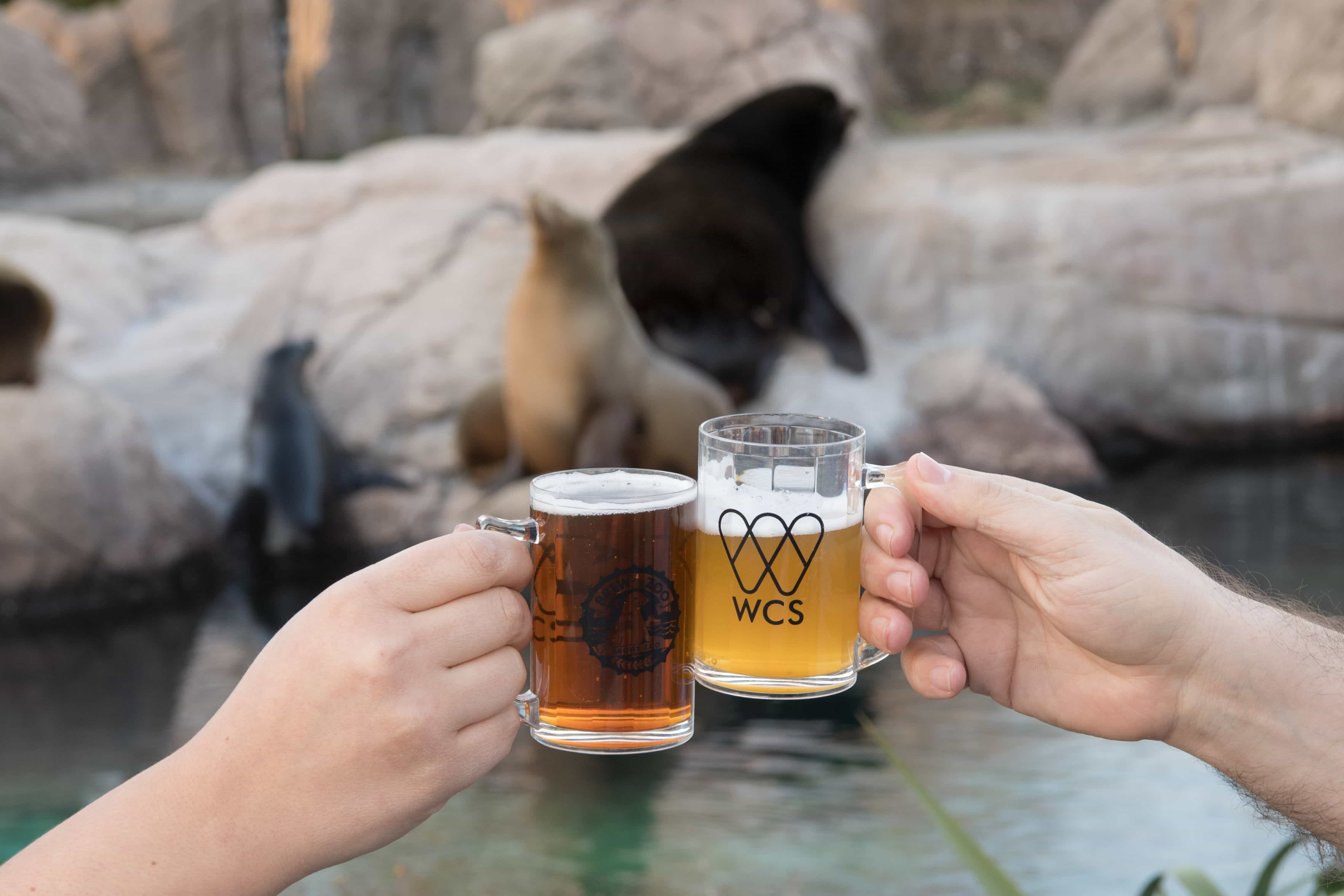brew at the zoo in the bronx