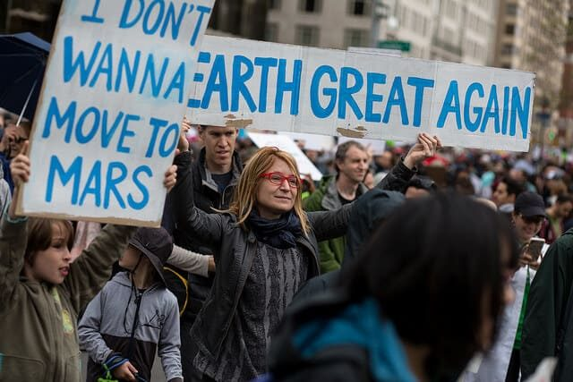 This week in anti-Trump activism: We will outlast him
