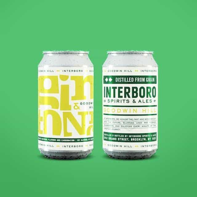 Brooklyn beer news: Interboro releasing canned gin & tonics, Coney Island Beer dinner