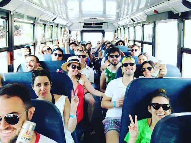 NYC Beach Bus shuttle service 'temporarily suspended for the summer'