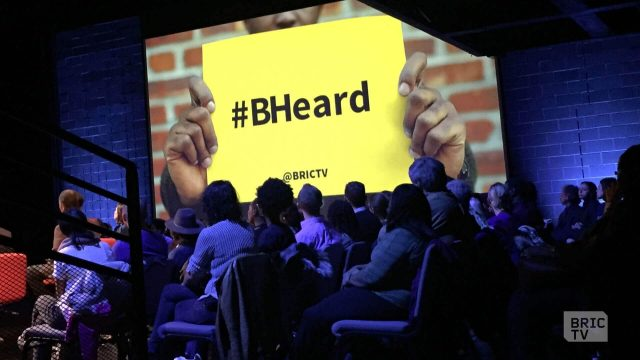 Race, Identity & the Women's Movement: A #BHeard Town Hall at BRIC