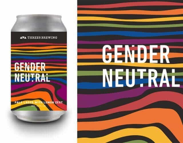 'Gender Neutral' beer launches from Gowanus' Threes Brewing