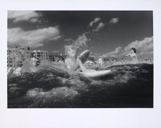 Instagrammable since pre-Instagram. Rockaway Beach in the early 1980s. Photo via NYPL