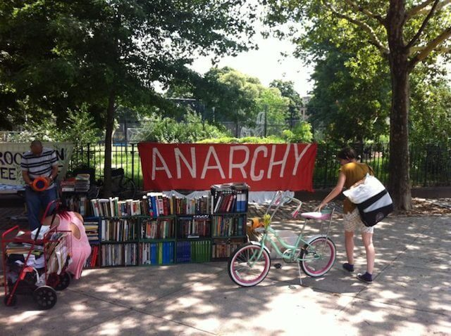 Anarchist Brooklyn Free Store still going strong in Bed-Stuy, every Friday
