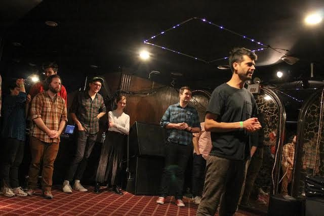 A Williamsburg comedy theater shuts down, but its community does not