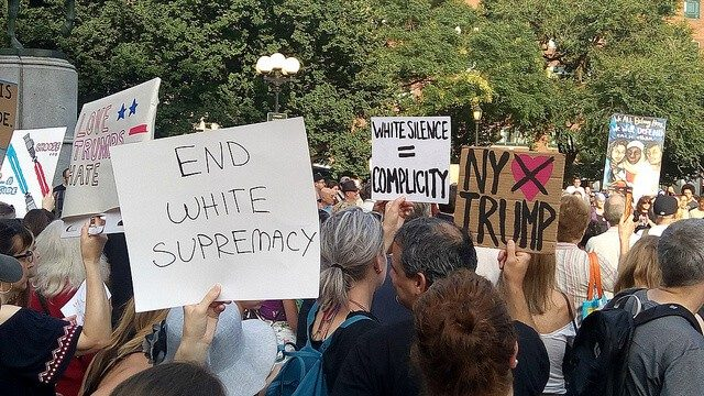 This week in anti-Trump activism: Stand up against white supremacy