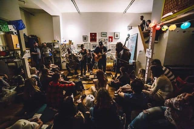 Ridesharing in the music industry: Sofar and the ticketed house show