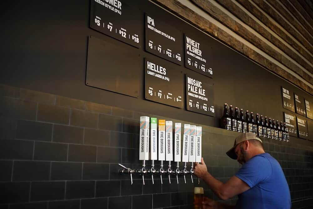Five Boroughs Taps