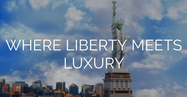 Everything and anything have a potential future as luxury condos. Via One Liberty