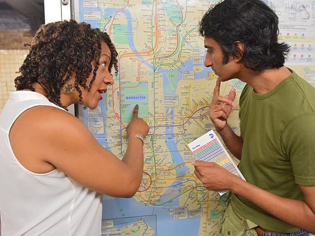 'Flex in Brooklyn': What tourists are taught to believe about the subway