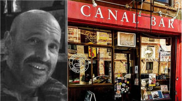 The owner of Gowanus' Canal Bar, Louie Turco, has died