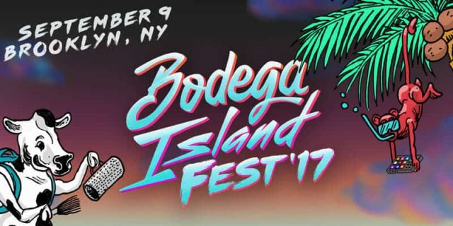 Bachata punk party Bodega Island Fest coming to East W'burg next month