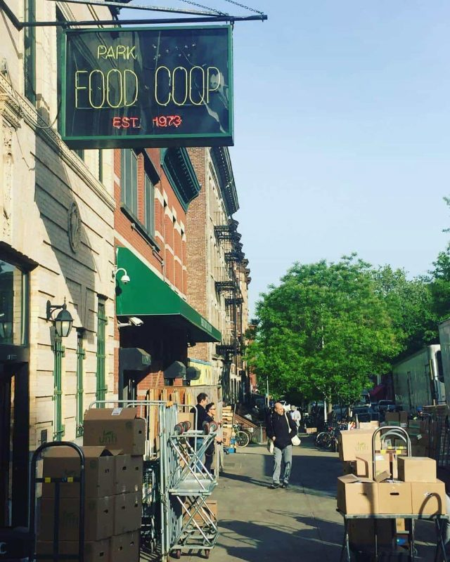 The Park Slope Food Coop now has its own app