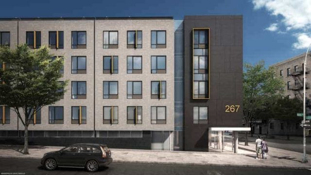 $931/month Crown Heights one-bedrooms now up for lottery