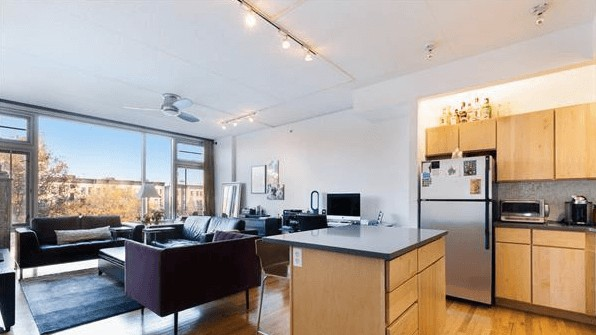 Co-op. Price: $720,000. Commission rebate: $10,800