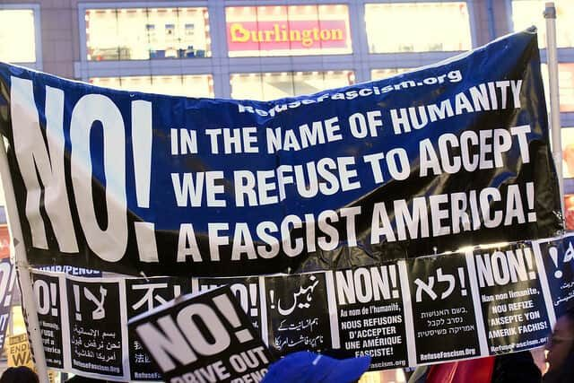 Anti-Trump activism event of the week: Fight fascism with the click of a mouse