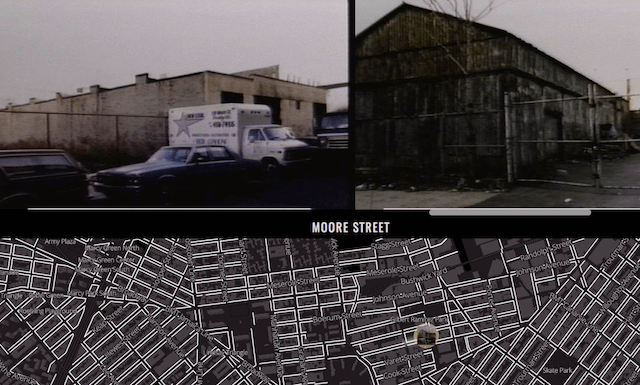 This is what Roberta's looked like back in the day
