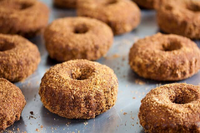 Eat free apple cider donuts until you explode in McCarren Park this weekend