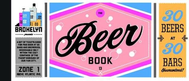 It's another FLASH SALE! Pay half price for Upper Brooklyn Beer Books till midnight Saturday