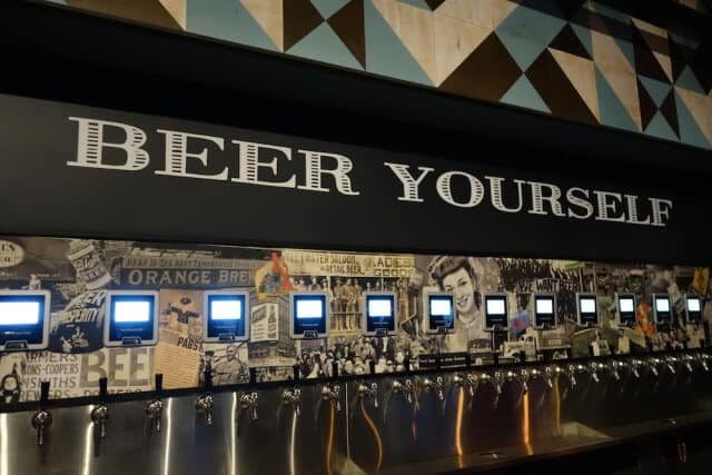 Dumbo's first brewery, Randolph Beer, set to open Thursday, 'Beer ATM' and all