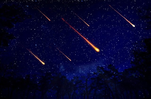Watch this weekend's Orionid Meteor Shower with Park Rangers in Bay Ridge