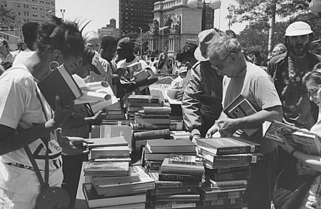 Get $1 used books at the Brooklyn Public Library's massive annual sale next week