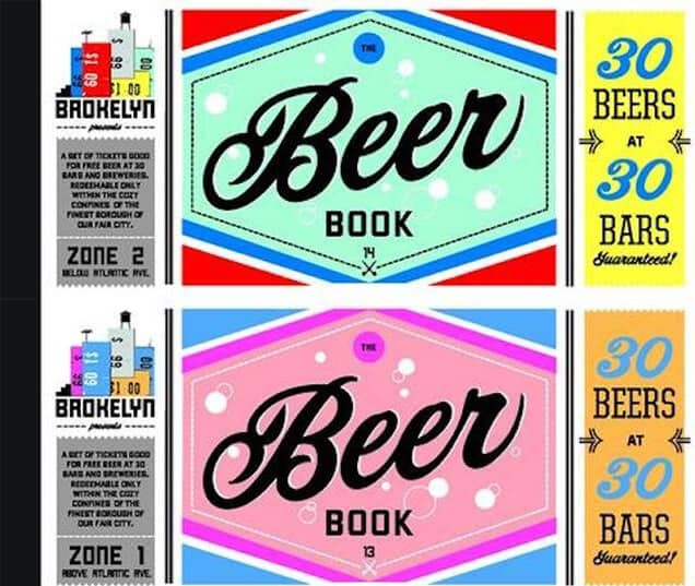Calling all Brooklyn bars! Do you want to be featured in our 2018 Beer Books?