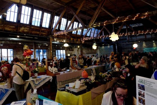 Shop with 60+ local vendors at this Sunday's Greenpointers Candyland Holiday Market