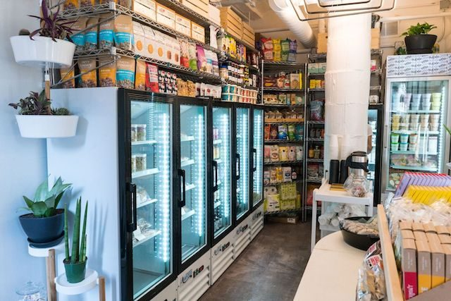 Dumbo's new 'artisanal mini mart' rejects its bodega identity