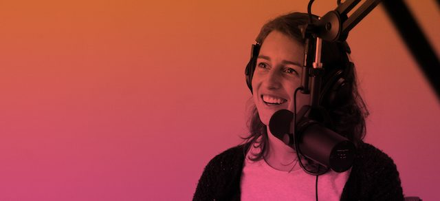 Apply to learn podcasting essentials for FREE at this eight-week Dumbo program
