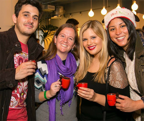 Enjoy unlimited craft cocktails at the Spiked Mug Fest this weekend