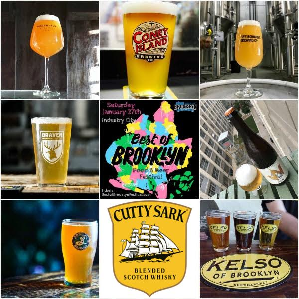 Score discount tickets to the Best of Brooklyn Food & Beer