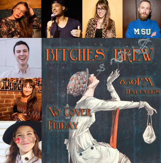 Bitches' Brew Comedy Variety Show