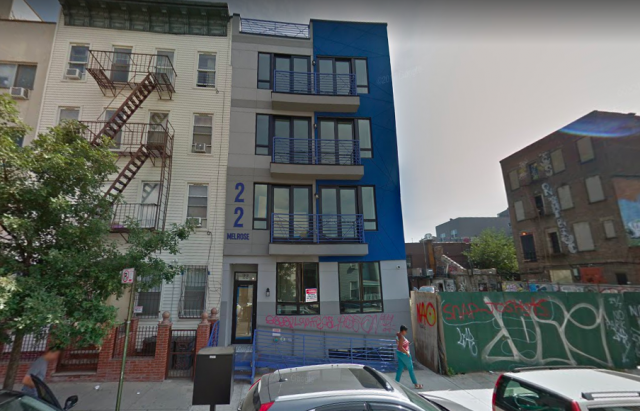 'Affordable housing' for $3,143/month now up for lottery in Bushwick & W'burg